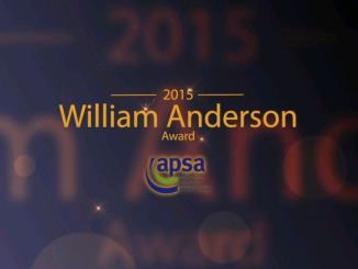 View Anderson Award