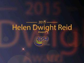 Helen Dwight Reid