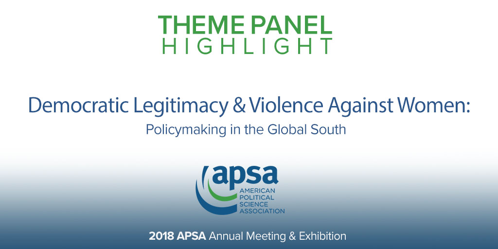Democratic Legitimacy & Violence against Women Policymaking in the Global South