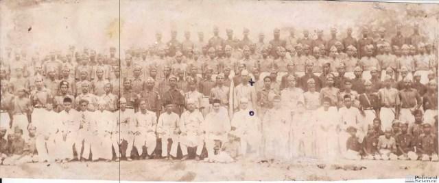 First Session of All India Jamhur Muslim League held in 1940 at Muzaffarpur Bihar