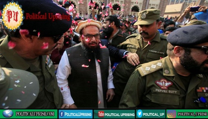 Lahore High court convicts Hafiz Saeed in terrorism case