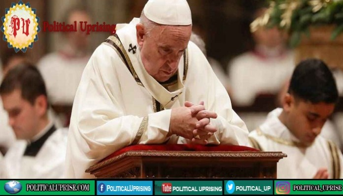 Pope Francis avoids question of married priests in Amazon document