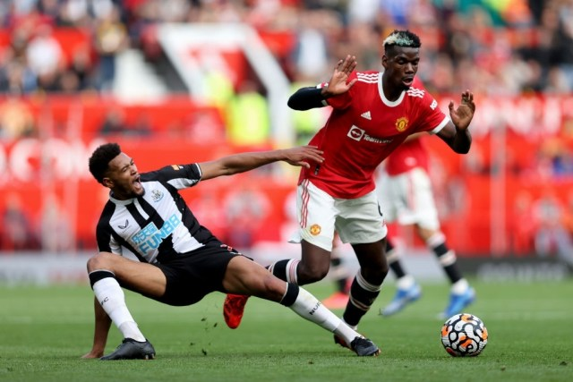 Pogba Makes U-turn On Extension Decision After Saturday Victory Against Newcastle United 2