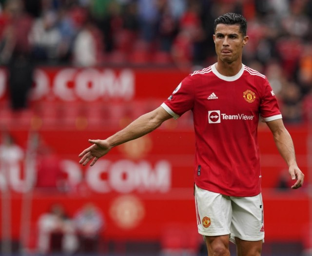 Sir Alex Ferguson Advises Ole Solskjaer On Formation Switch That Could Get The Best Of Ronaldo 2