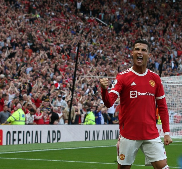 Cristiano Ronaldo Finally Discloses His Preferred Position After Solskjaer Wrongly Used Him As Number 9 2