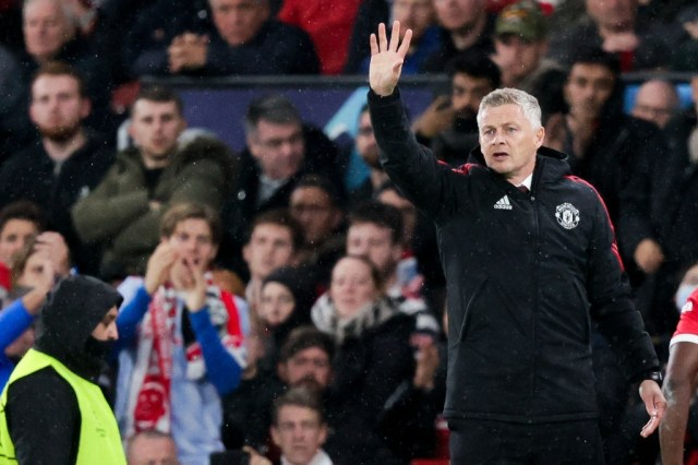 Man United Finally Reveal Ole Solskjaer's Replacement As They Rubbish Conte Link After Everton Draw 1