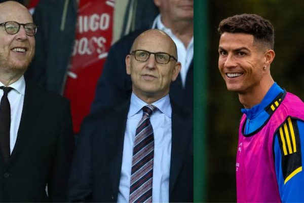 Ronaldo Finally Tells Man United Board The Manager That Should Replace Ole Solskjaer