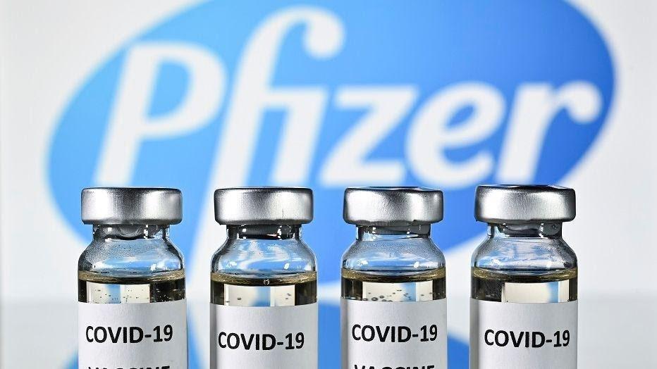 Um milhão de doses da vacina da Pfizer chega ao Brasil nesta quinta-feira