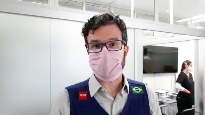 Paraíba deve receber mais de 110 mil doses de vacina contra covid em 2 dias, afirma secretário