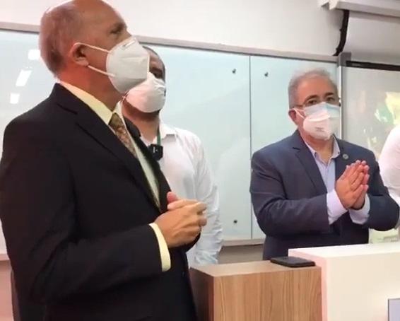 """""""Nós não temos o que reclamar do Governo Federal"""", diz secretário de João"""