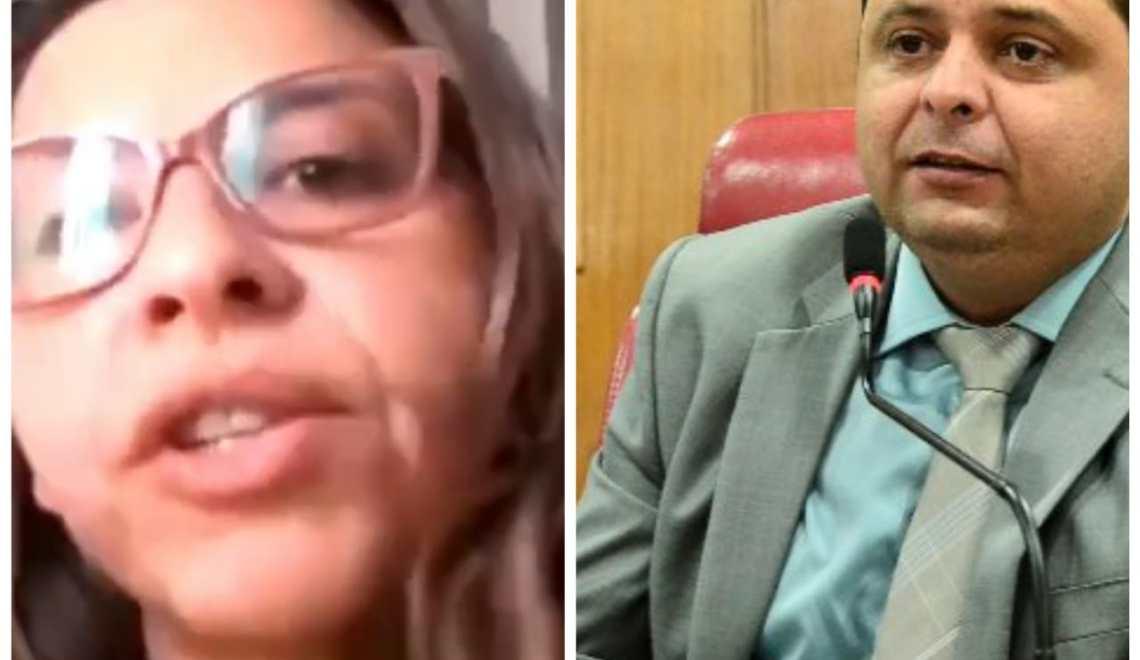 Vereadora deixa sessão virtual após dizer que foi chamada de 'Vira-lata'