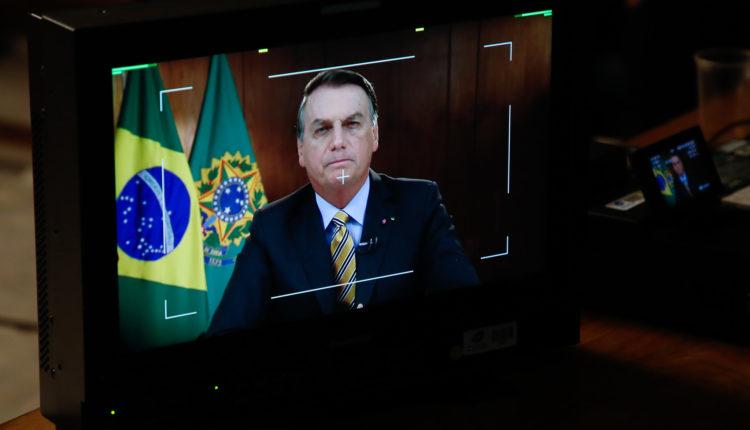 STF inclui live do presidente Bolsonaro em inquérito das fake news