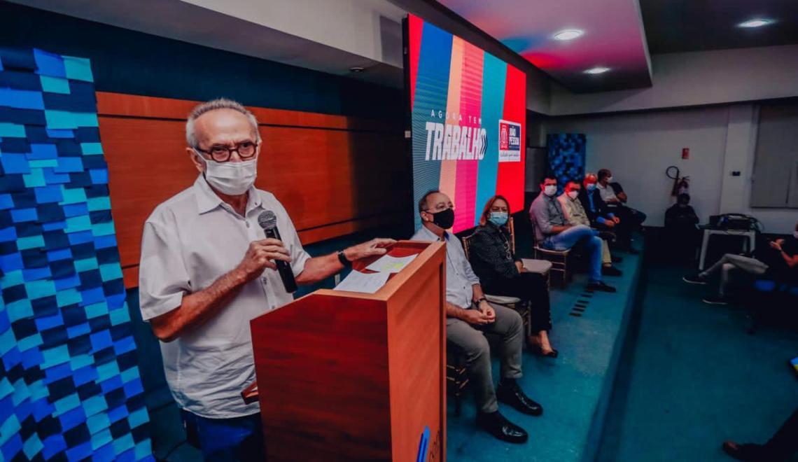 Prefeito anuncia isenção do ITBI para famílias com renda de até dois salários mínimos