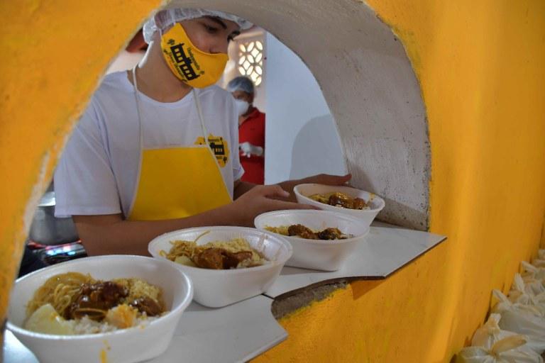 ALPB torna permanente programa que disponibiliza almoço a R$ 1 para pessoas em situação de vulnerabilidade social
