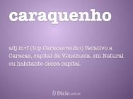caraquenho