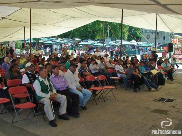 2do. Foro Académico Comunitario: CIUDAD DE MÉXICO - ORIENTE DEL ESTADO DE MÉXICO de la Red Anáhuac por los Bienes Comunes en Tepotzotlán, Estado de México.