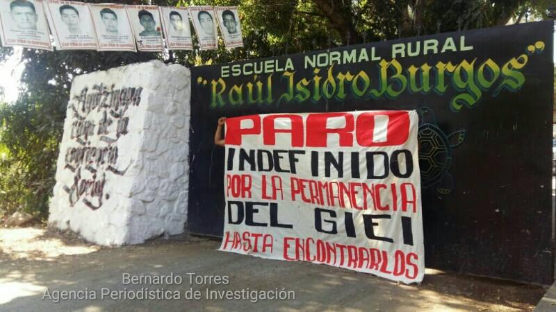 Foto: Bernardo Torres, de Agencia Periodística de Investigación.