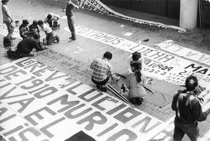 Fotografías de Archivo 10 de junio 1971.