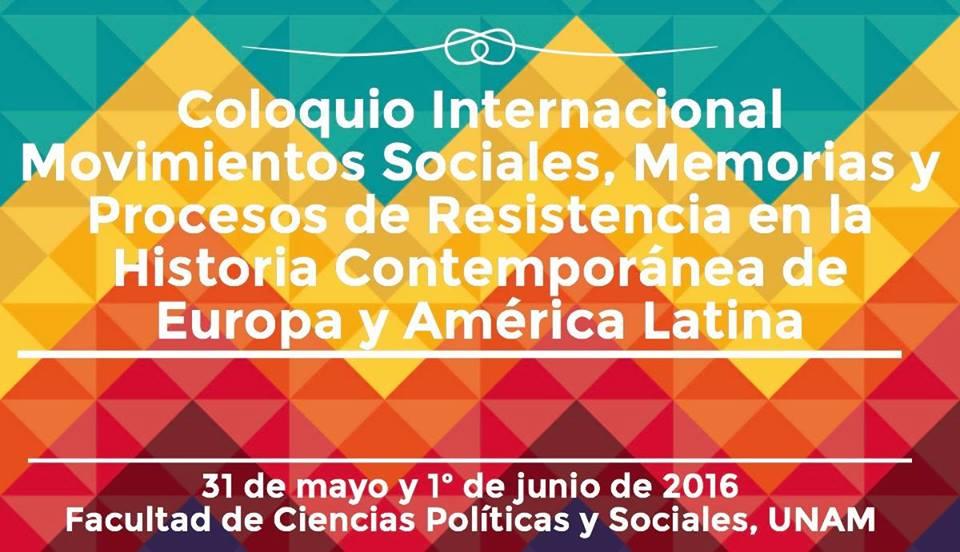 Coloquio organizado por estudiantes y tesistas de Relaciones Internacionales