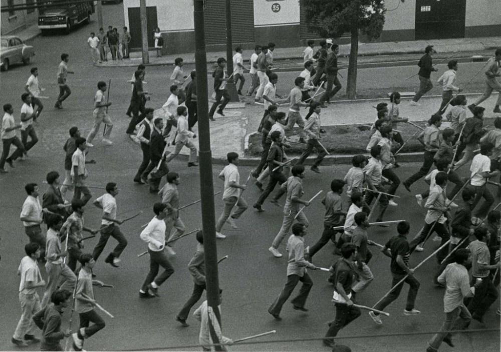 Resultado de imagen para movimiento estudiantil 1971