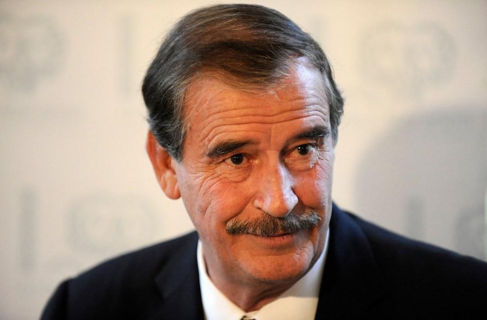 Vicente Fox Quesada | Fotografía: Primera Plana