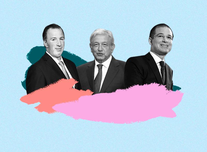 Fotografía retomada del artículo: Espejito, espejito, ¿quien es el precandidato favorito en las elecciones presidenciales 2018? en: malvestida.com