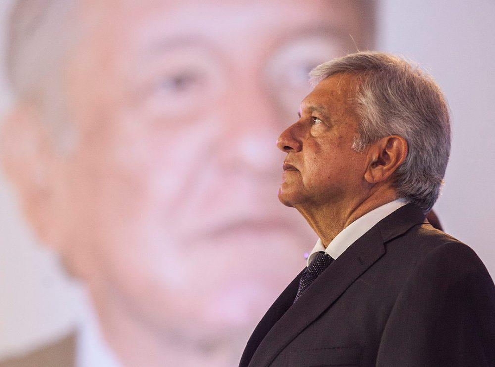 Andrés Manuel López Obrador. Foto: Octavio Gómez_PROCESO.