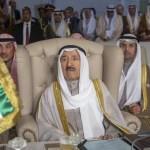 وفاة أمير دولة الكويت الشيخ صباح أحمد الجابر الصباح