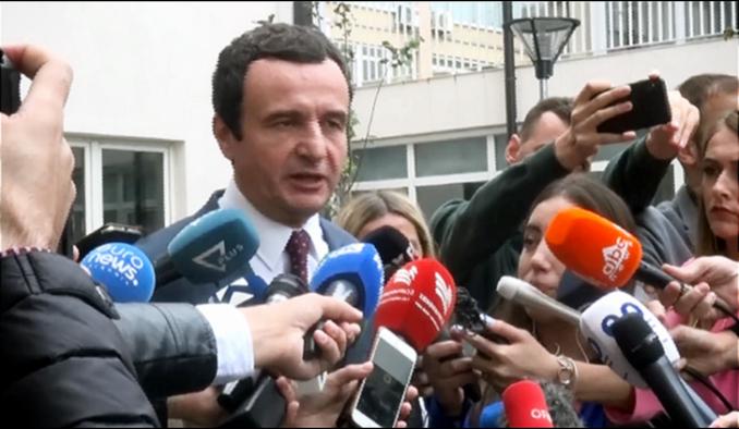 Kurti: Od 15. marta počinje postepeno ukidanje takse