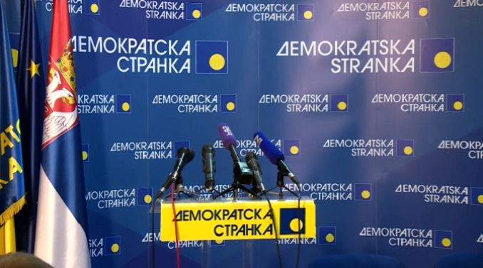 DS: Ministar Udovičić dao 35.000 evra taksisti da obuči krojače