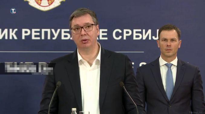 Vučić: Policijski čas od nedelje od 17h do 5h, Vlada će to da usvoji