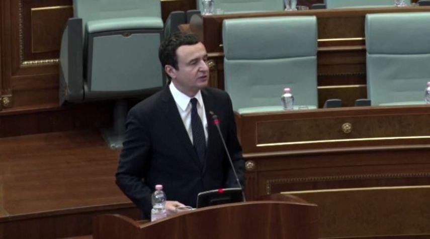 Kurti novi premijer Kosova