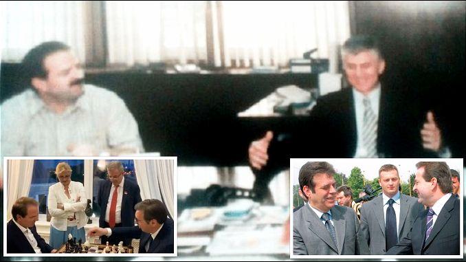 Karić i Đinđić na jutrenje 6. oktobra: Slobi je nosio turšiju, Đinđiću najskuplji Dom perinjon