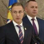 Stefanović: Srbija neće biti parking za migrante