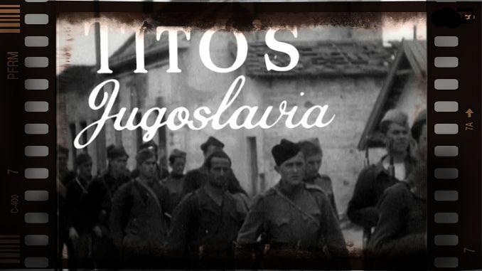Prvi snimak u istoriji na kom se pojavio maršal Josip Broz Tito