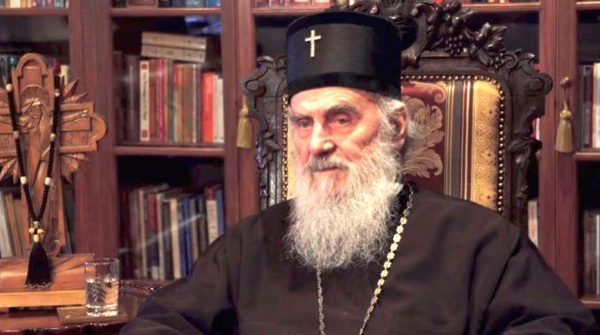 Patrijarh Irinej: Ima indicija da će doći do prolivanja krvi u Crnoj Gori (VIDEO)