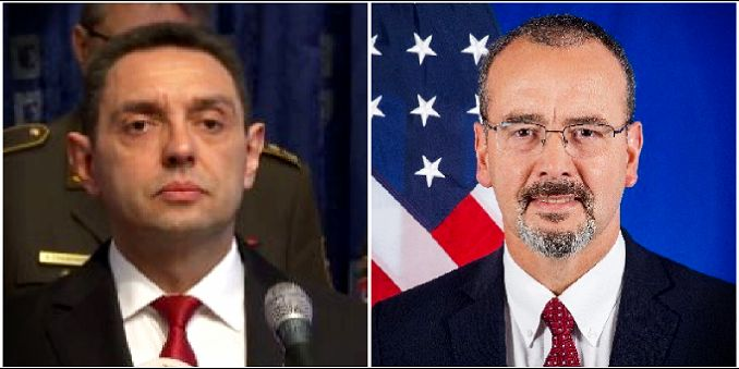 Vulin odgovorio američkom ambasadoru: Srbija nije kolonija