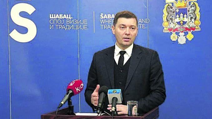 Zelenović zabranio promociju Šešeljeve knjige