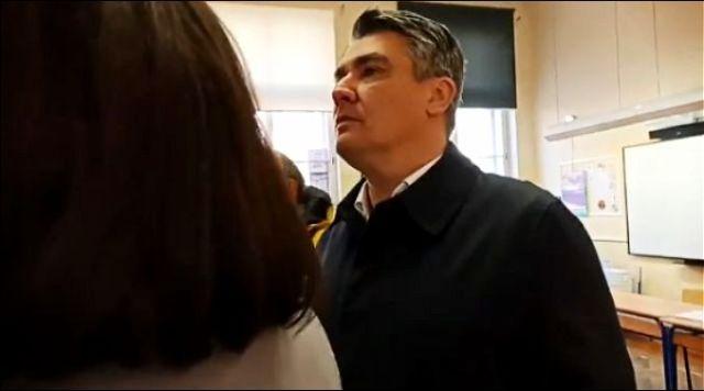 Milanović: Za mene je glasao veliki broj Srba, da li je za Vučića ikad glasao neki Hrvat?