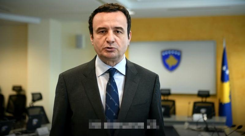 Kurti: Tači je samo figura, odbijanje testova iz Srbije bilo bi neracionalno