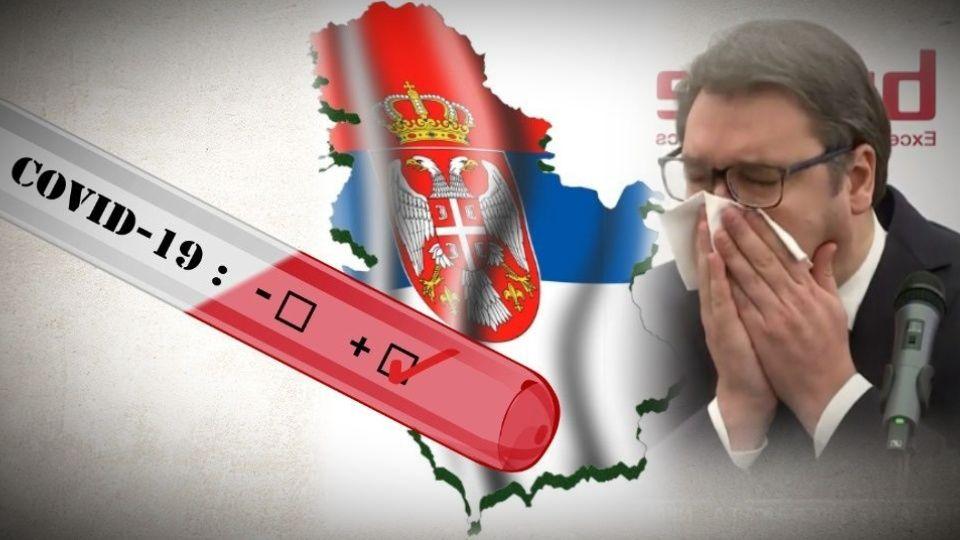 """""""Srbija se suočava s pretnjom koja je opasnija od Covida-19. Pretnja se zove Aleksandar Vučić"""""""