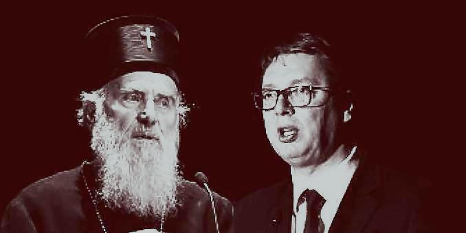 Što više SNS liči na vladajuću komunističku partiju, to više upada u sukob sa Crkvom