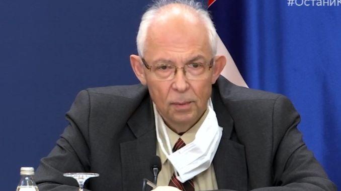 Odložena sednica Kriznog štaba; Kon: Ne znam zašto je odložena