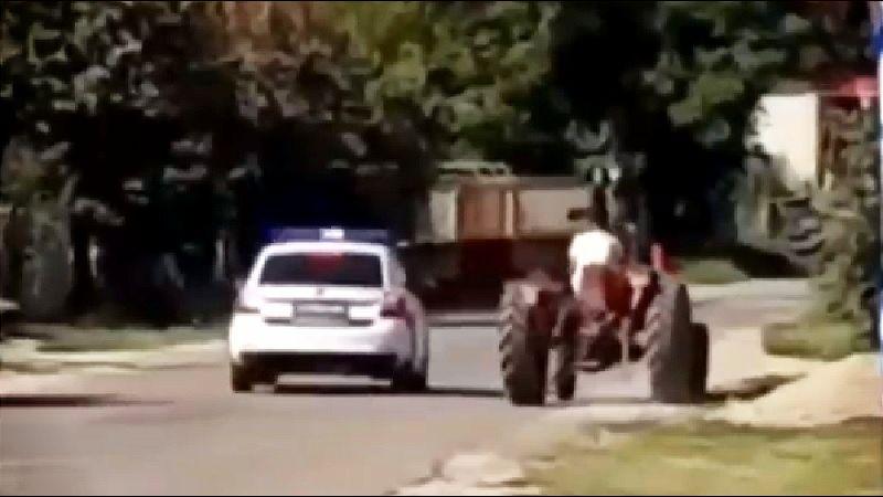 Policija uhapsila poljoprivrednika: Kažnjen je zbog toga što je poljoprivrednik i što mora da radi a radio je od 6 sati ujutru
