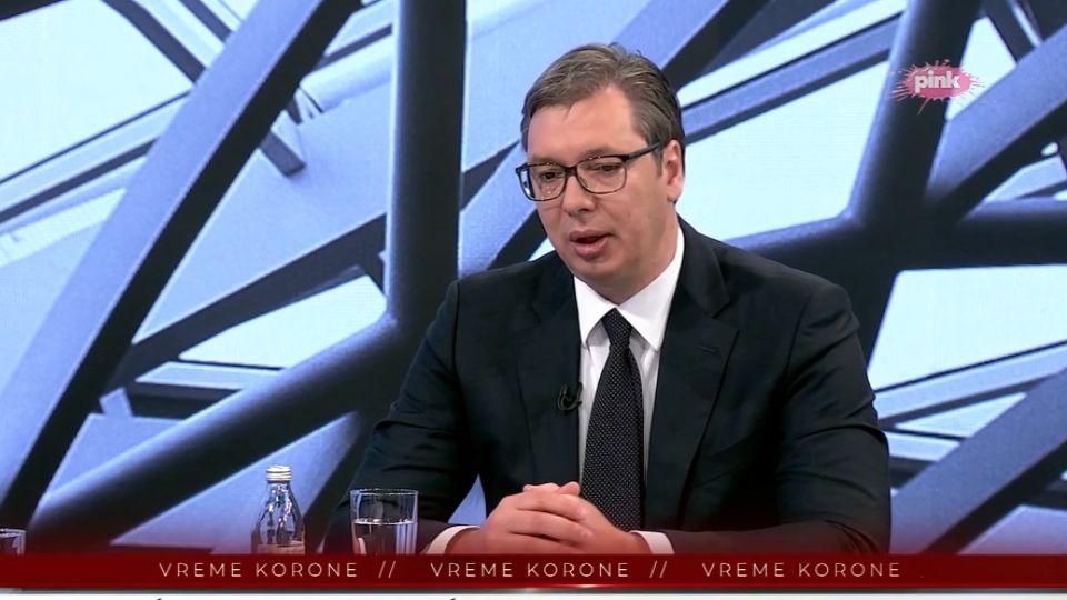 Vučić: Od utorka 21. aprila policijski čas od 18 časova