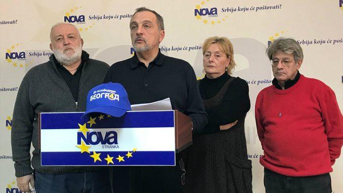 Dok se građani Srbije bore za živote, Vesiću se peva i veseli