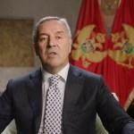 Đukanović neće potpisati Predloge odluke za razrešenje načelnika Generalštaba Vojske Crne Gore.