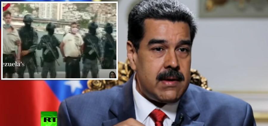 Maduro: Pokušana invazija na Venecuelu, uhapšeno 15 ljudi, među njima dvoje Amerikanaca (VIDEO)