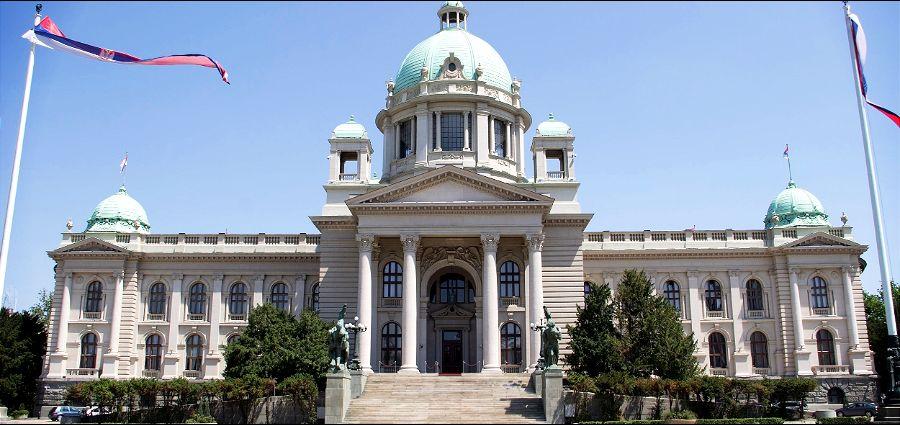 U ponedeljak konstitutivna sednica Skupštine Srbije