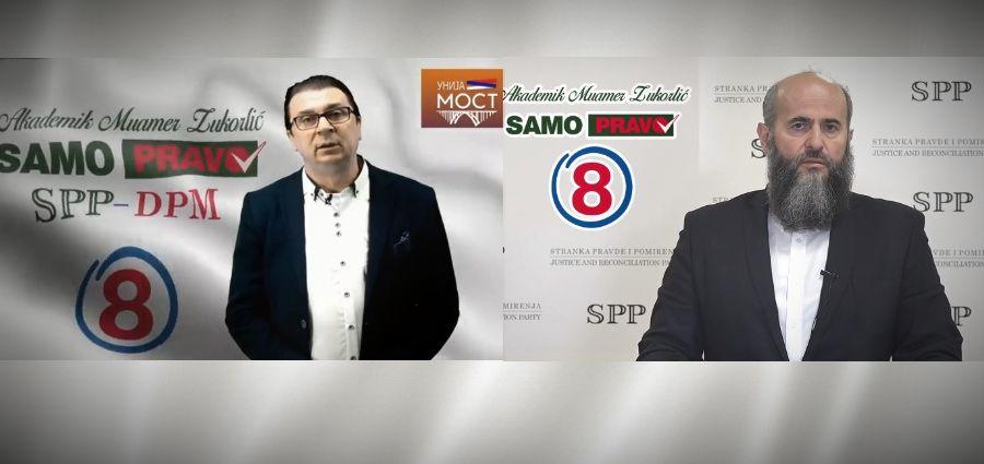 Jovanović: Podržavam Zukorlića jer neću da moje Pomoravlje i njegov Sandžak zavise od mrvica koje im Beograd baca